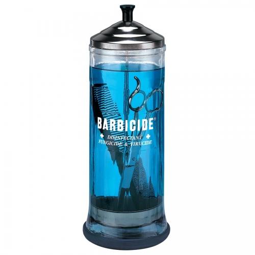 Tarro Barbicide para líquido desinfectante